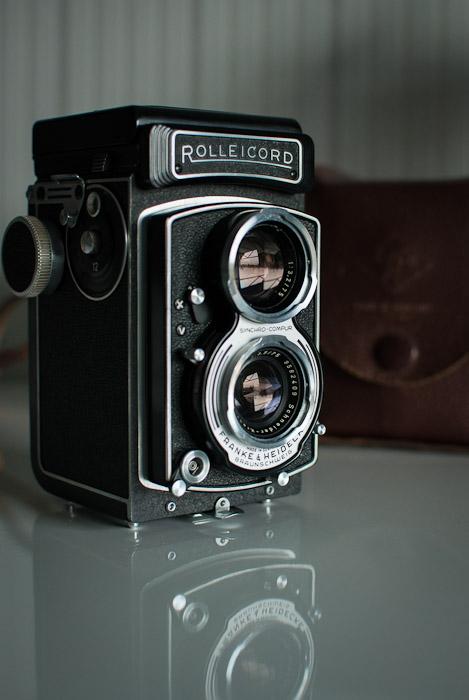 Rolleicord Vb Mittelformat